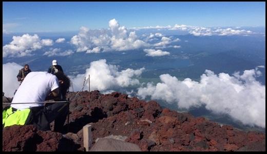 高山病になる富士山の登り方